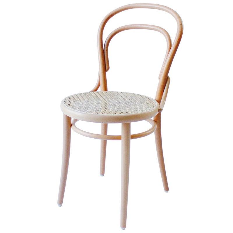 TON Chair 14, cane - natural beech
