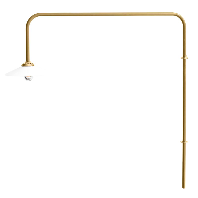 Valerie Objects Hanging Lamp n5, brass