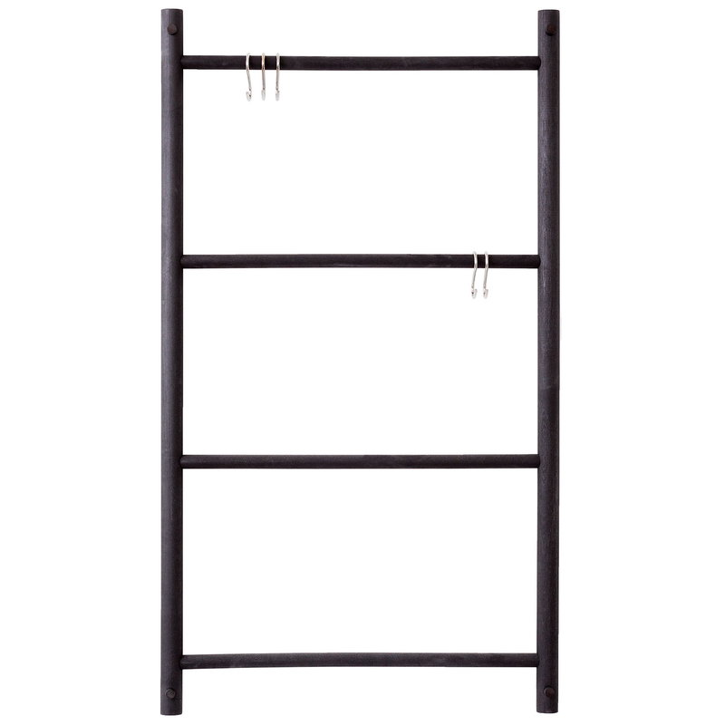 Verso Design Tikas wall ladder, black