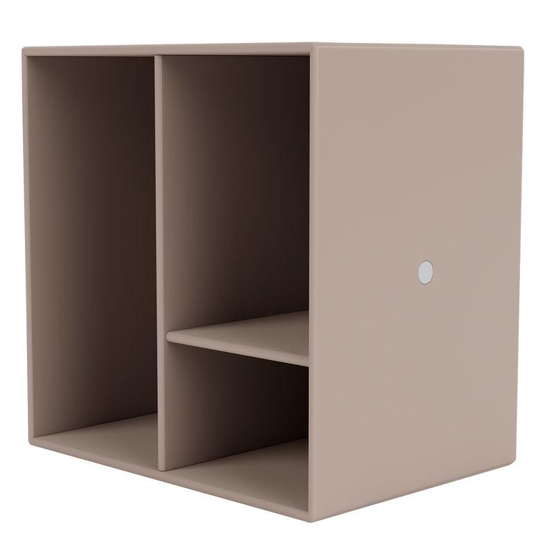 Montana Furniture Montana Mini module with shelves, 137 Mushroom