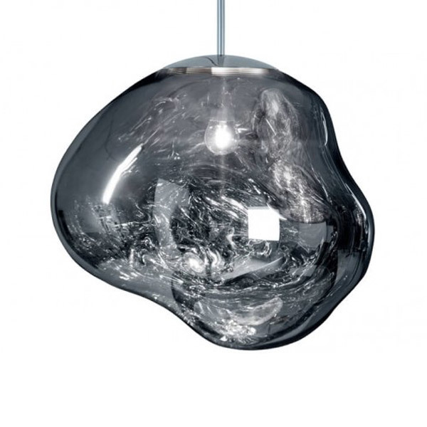 Tom Dixon Melt pendant, chrome