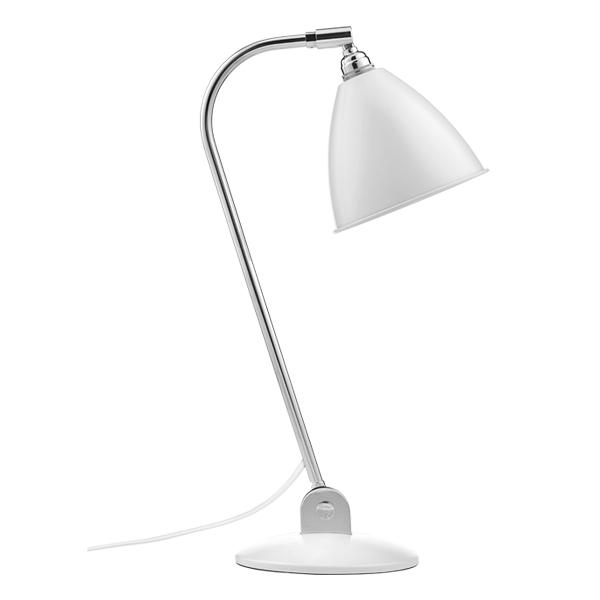 Gubi Lampada da tavolo BL2, bianca