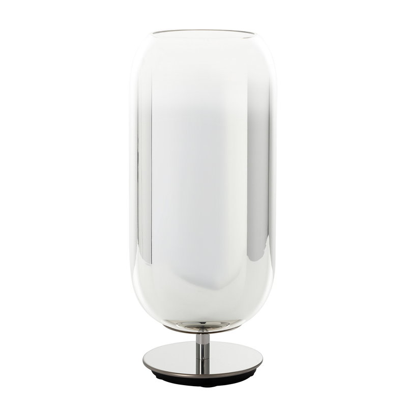 Artemide Gople Mini table lamp, silver