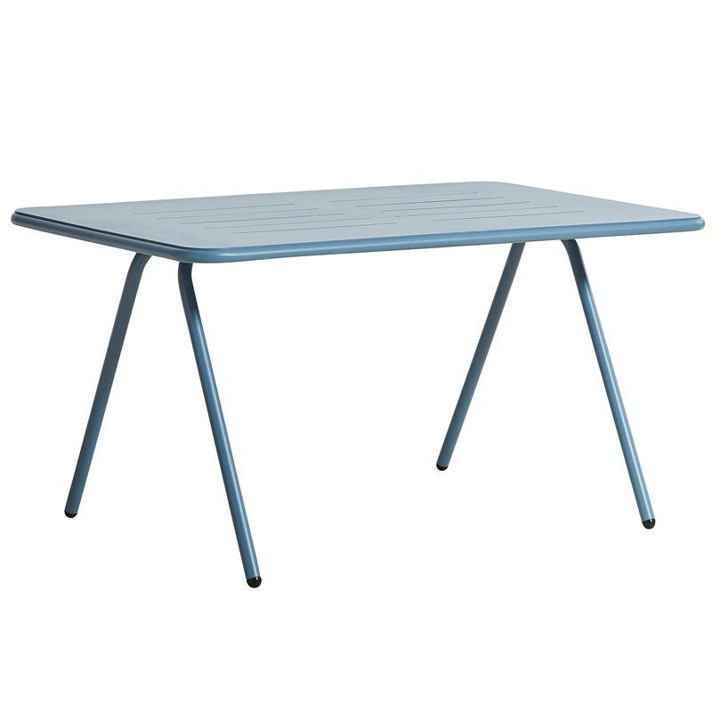 Woud Ray ruokapöytä 140 cm, sininen