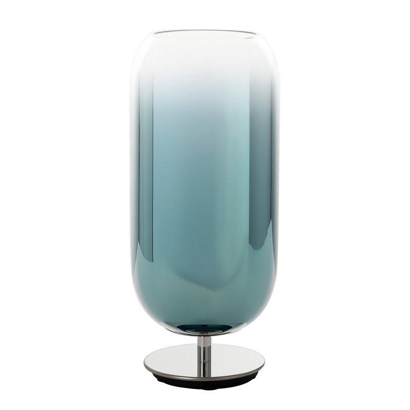 Artemide Gople Mini table lamp, blue