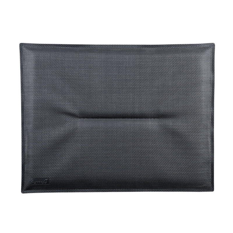Fermob Bistro outdoor cushion, anthracite