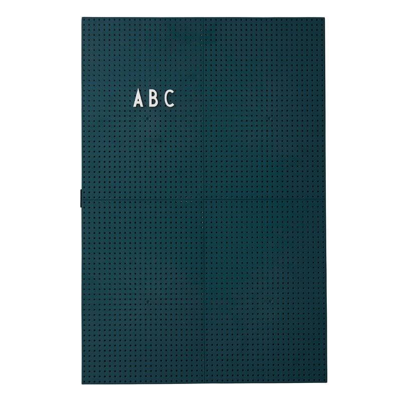 Design Letters Lavagna A3, verde scuro