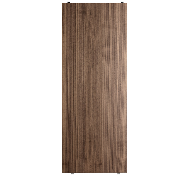 String String shelf 78 x 30 cm, 3-pack, walnut