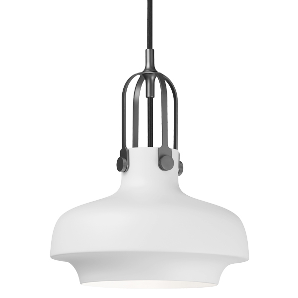 &Tradition Copenhagen SC6 pendant, 20 cm, matt white