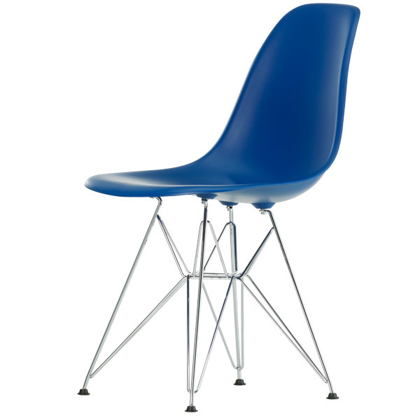 Shop Dsr ChromeFinnish Vitra ChairNavy Design Blue Eames eED2IbWYH9