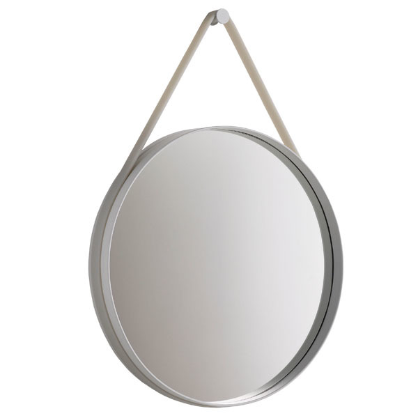 Hay Specchio Strap grande, grigio
