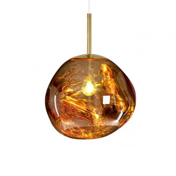Tom Dixon Melt Mini pendant, gold