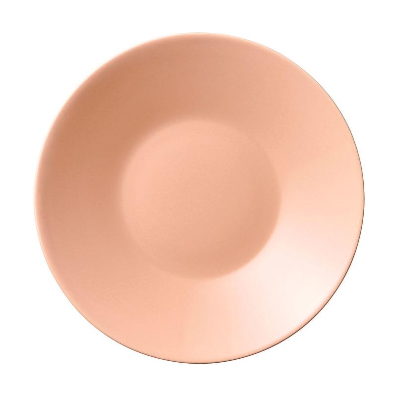 Arabia KoKo plate 23 cm, cantaloupe