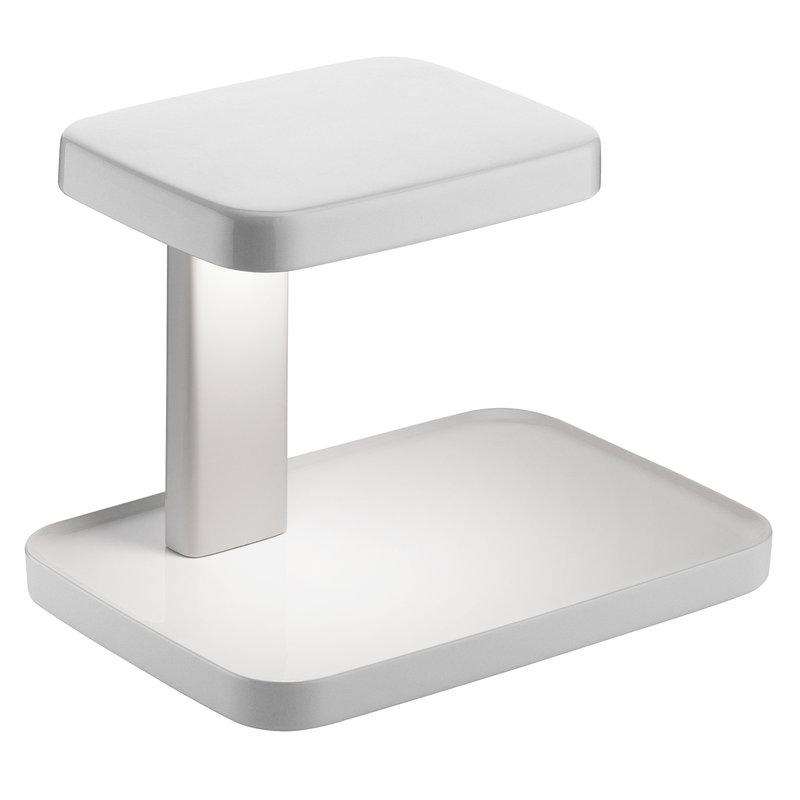 Flos Lampada da tavolo Piani, bianca