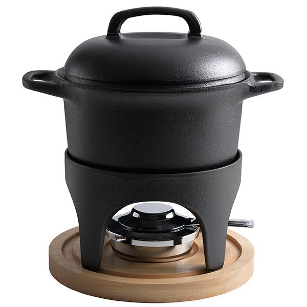 Gense Le Gourmet fondue set