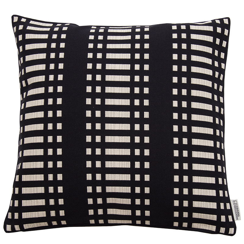 Johanna Gullichsen Nereus cushion cover, black