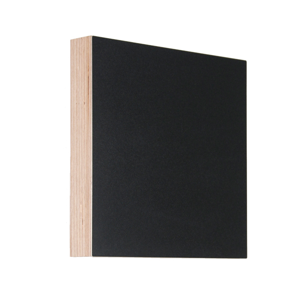 Kotonadesign Kotona noteboard small square, black