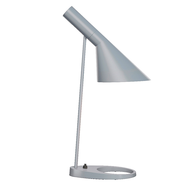 Louis Poulsen AJ table lamp, light grey