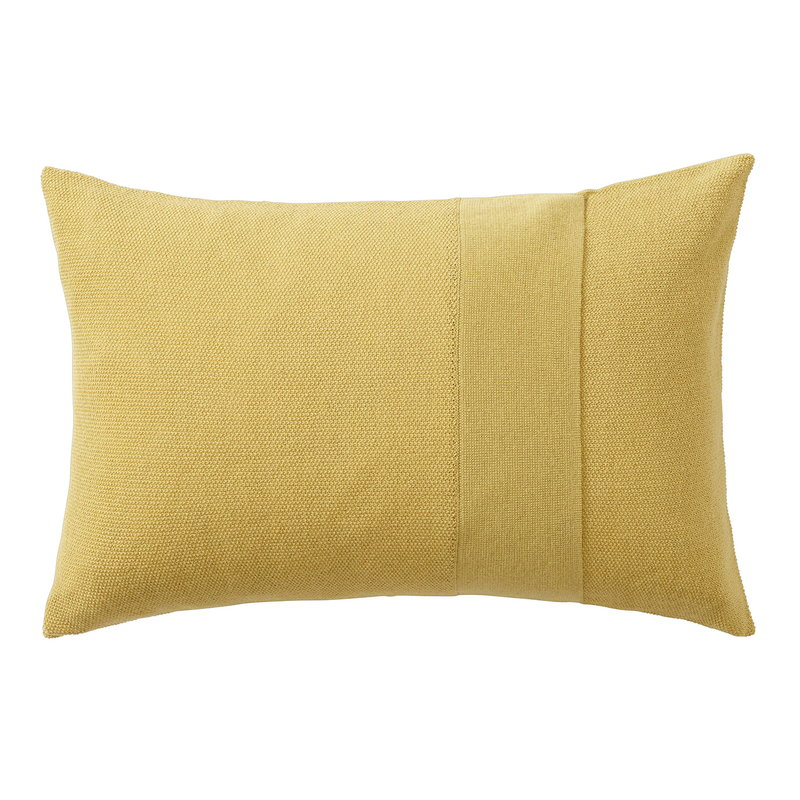Muuto Layer cushion 40 x 60 cm, yellow