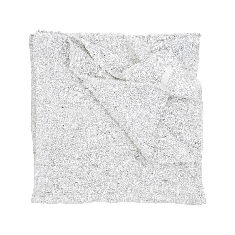 Lapuan Kankurit Nyytti hand towel, white - white