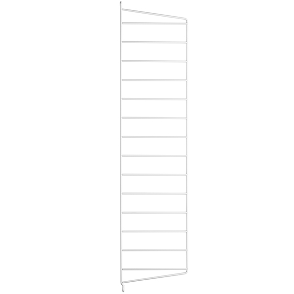 String String side panels 75 x 20 cm, 2-pack, white