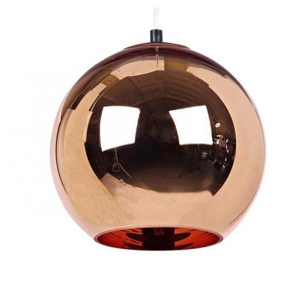 Tom Dixon Lampada a sospensione Copper 25 cm