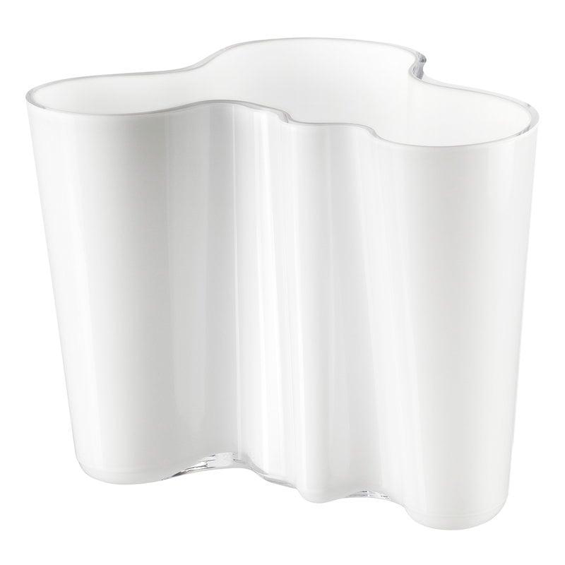 Iittala Aalto vase 160 mm, white
