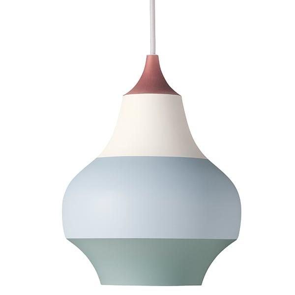 Louis Poulsen Lampada Cirque 22 cm, parte superiore rame