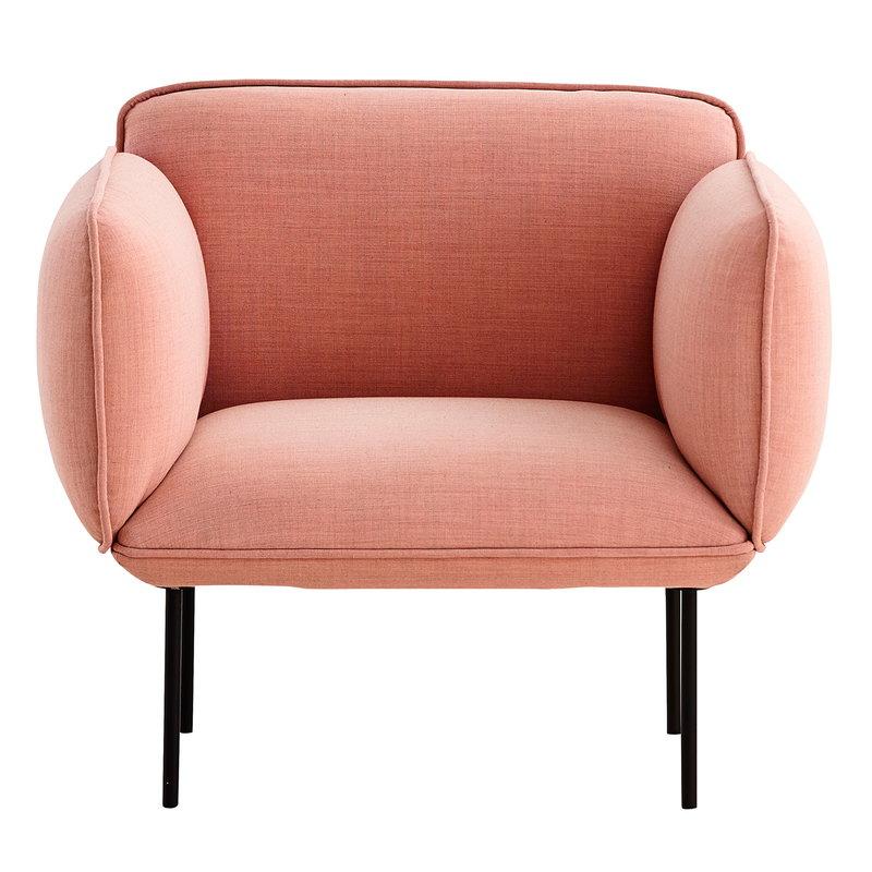 Woud Nakki 1-seater, rose pink