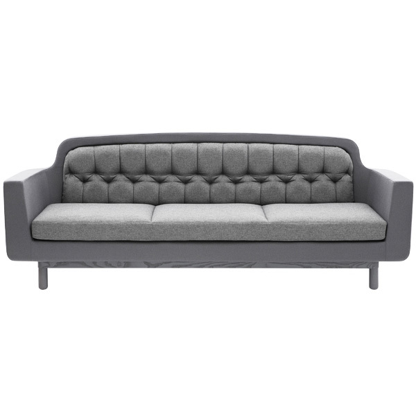 Normann Copenhagen Onkel Sofa Light Grey
