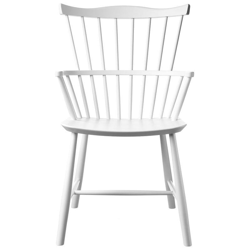 FDB Møbler J52B chair, white