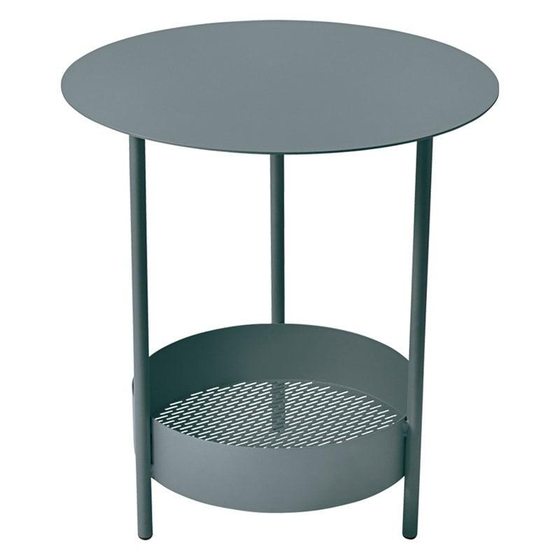 Fermob Salsa pedestal pöytä, storm grey