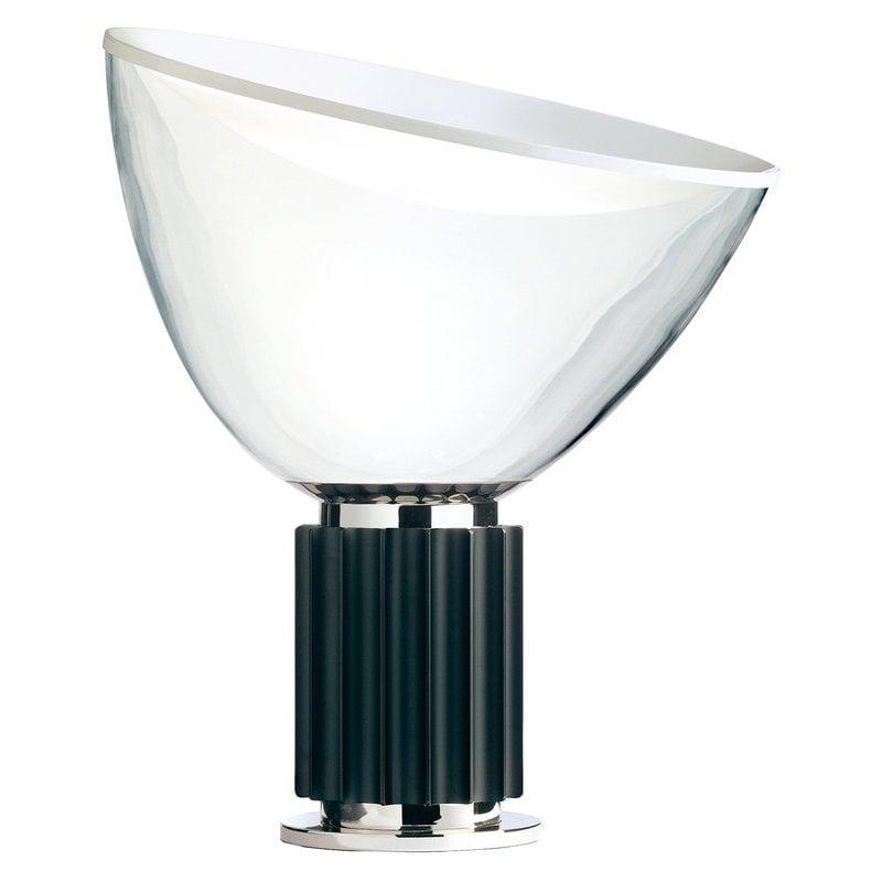 Flos Taccia table lamp, black