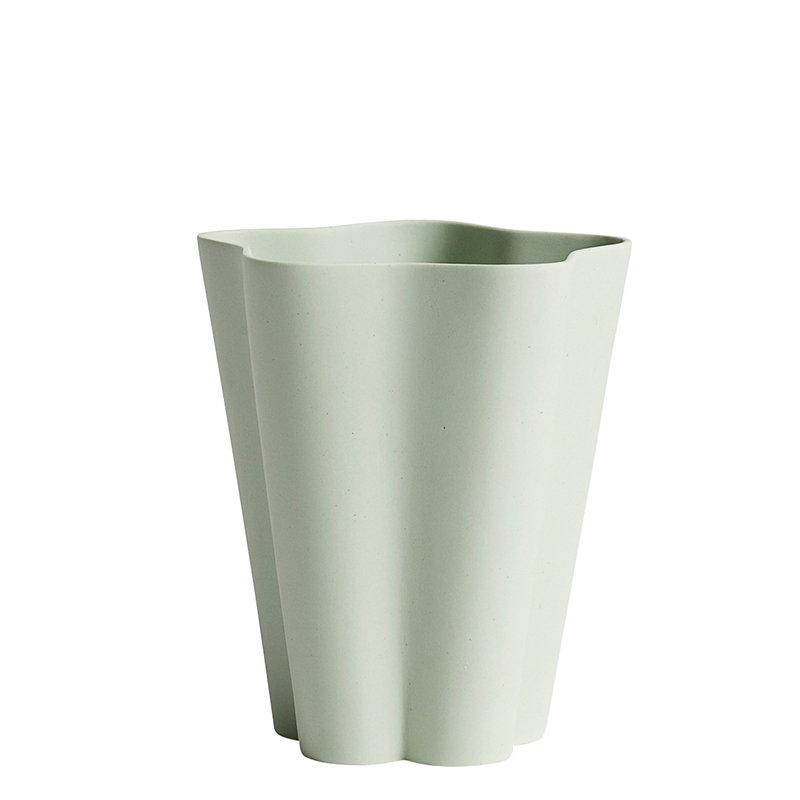 Hay Iris vase, small, green