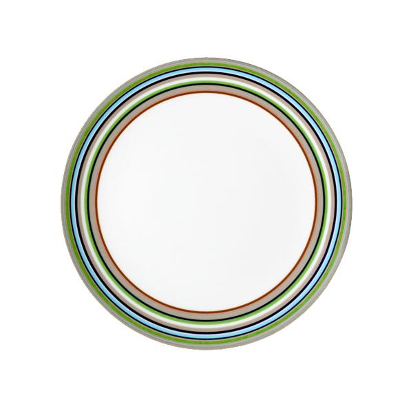 Iittala Origo plate, beige 20 cm