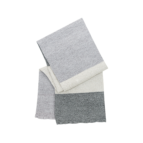 Lapuan Kankurit Terva hand towel, white-multi-grey