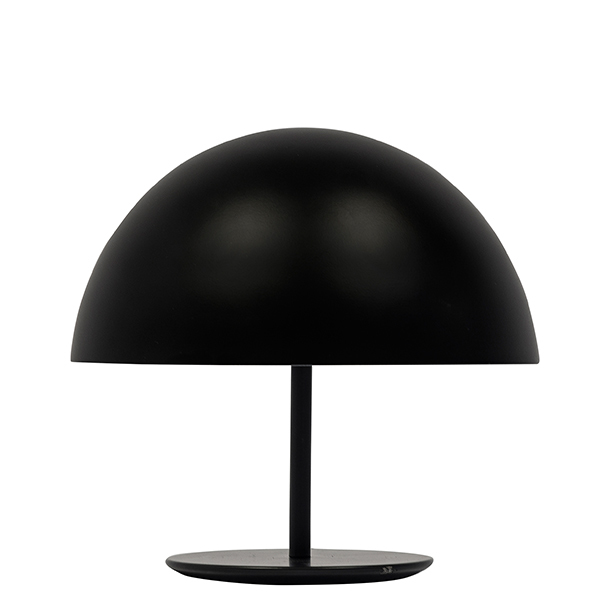 Mater Baby Dome lamp, black