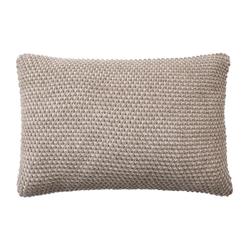 Muuto Twine cushion 40 x 60 cm, beige - grey