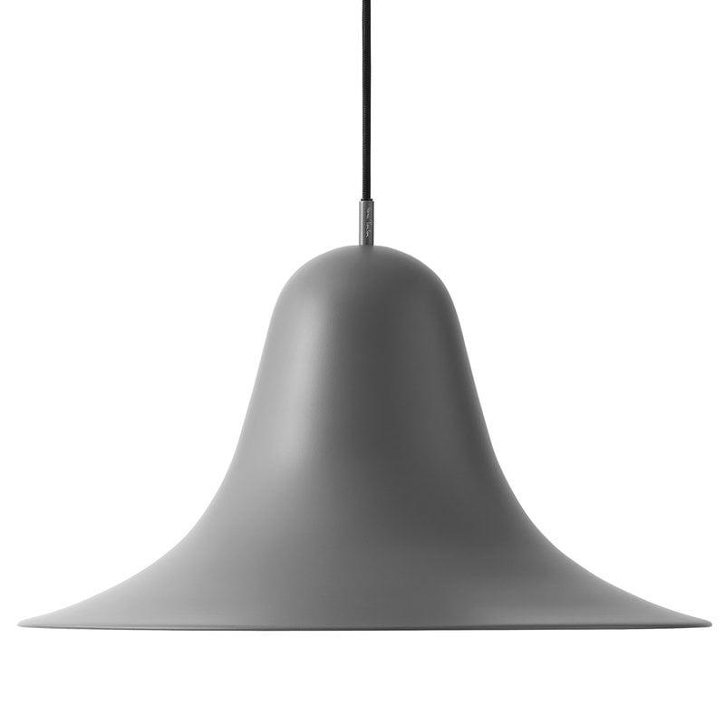 Verpan Lampada a sospensione Pantop 45 cm, grigia
