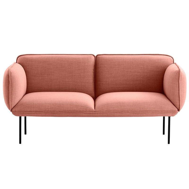 Woud Nakki 2-seater, rose pink