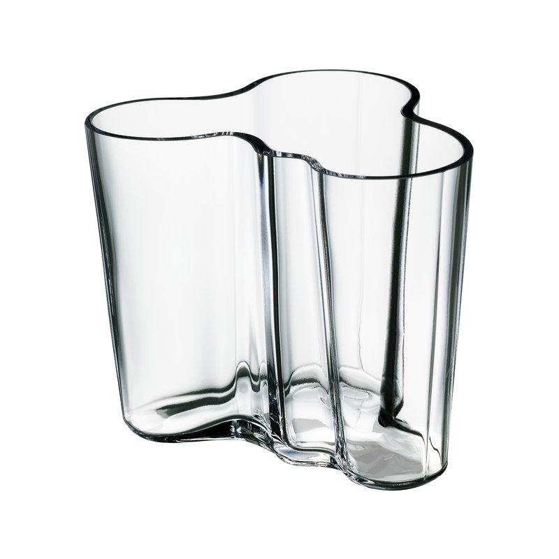 Iittala Aalto vase 95 mm, clear