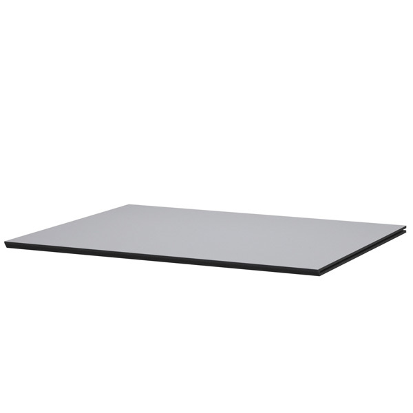 By Lassen Frame 49 extra shelf, dark grey