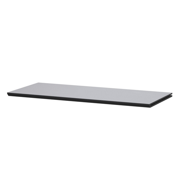 By Lassen Frame 42 shelf, dark grey