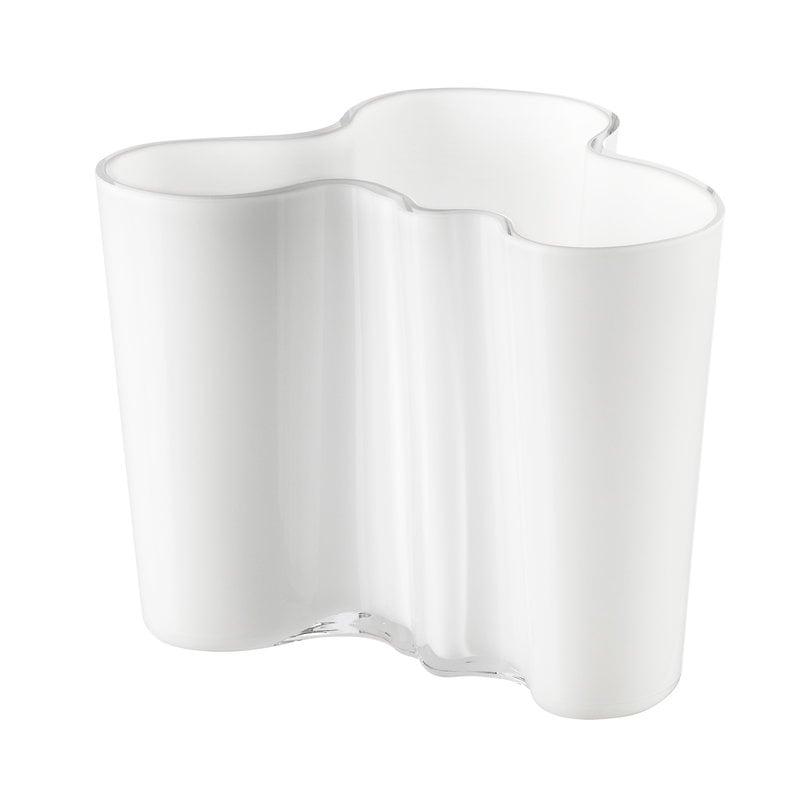 Iittala Aalto vase 120 mm, white