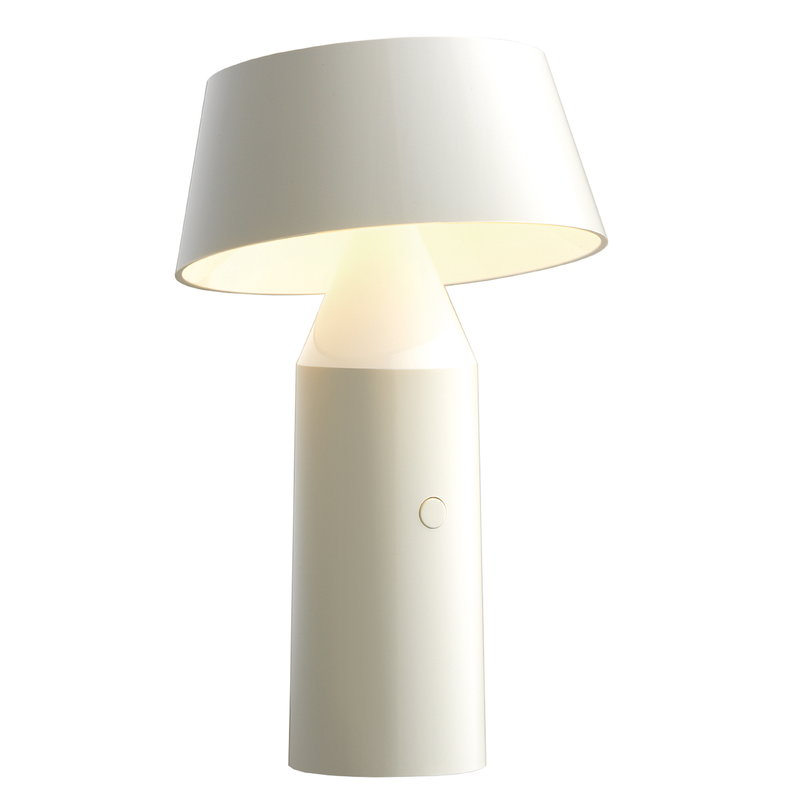 Marset Bicoca table lamp, off-white
