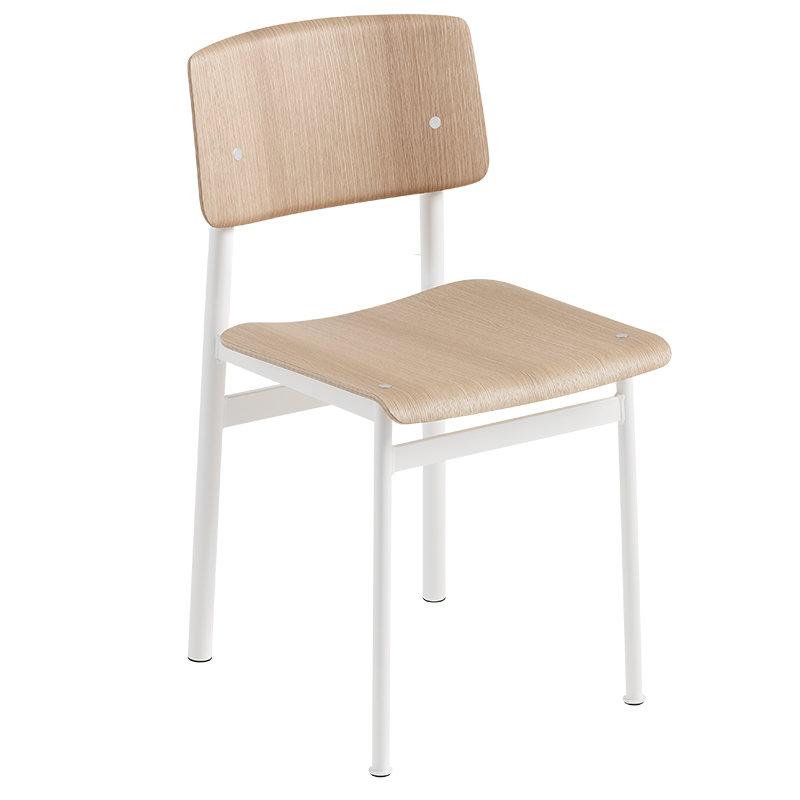 Muuto Loft chair white oak Muuto