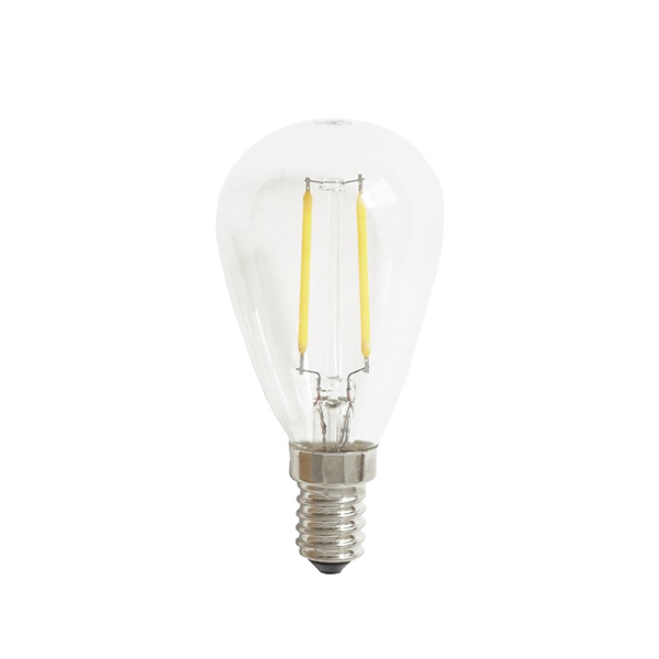 New Works LED bulb for Karl-Johan lamp, E14 2W
