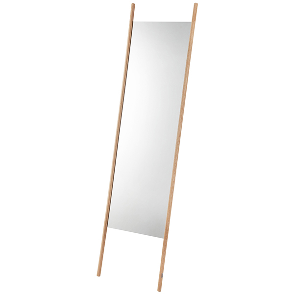 Skagerak Georg mirror, oak