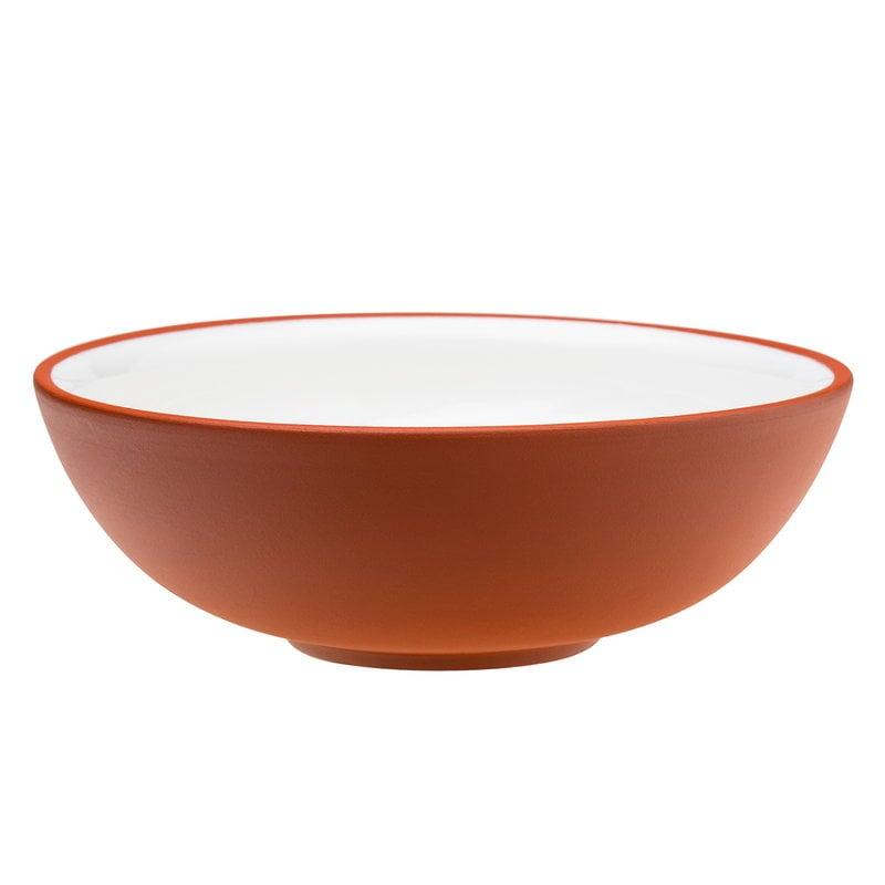 Vaidava Ceramics Earth bowl 2 L, white