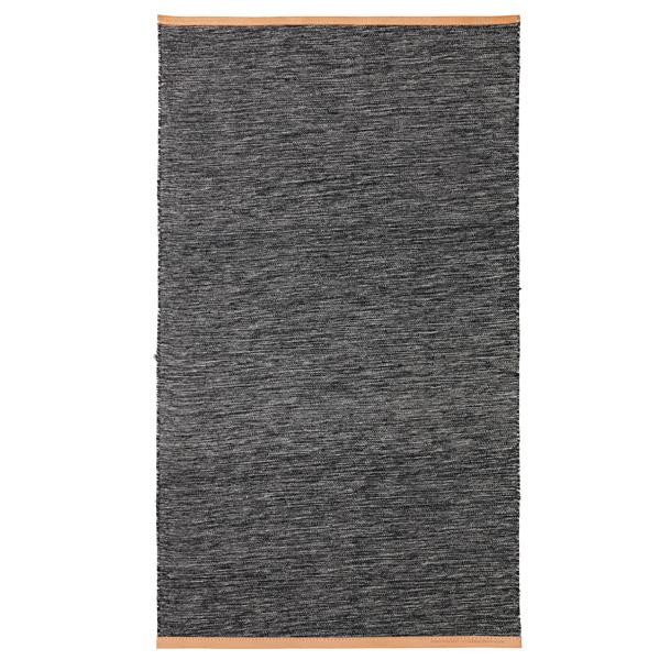 Design House Stockholm Björk rug, dark grey